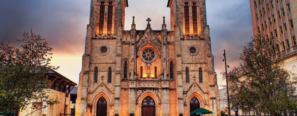 San Antonio: Die Grand Historic City Tour (ganztägig)