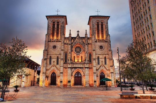 San Antonio: The Grand Historic City Tour (full day)