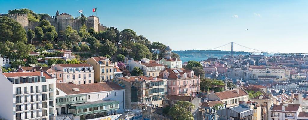 Tour della vecchia Lisbona -  Alfama e Castello di São Jorge