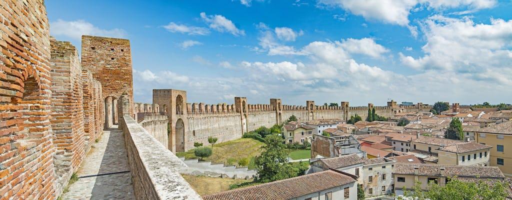 Asolo, Cittadella, Marostica e Bassano: o passeio de bicicleta pelas cidades muradas