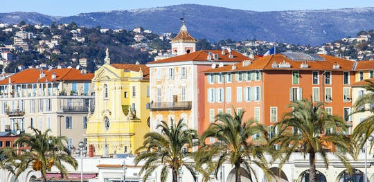 Original Old Town Food Tour in Nice