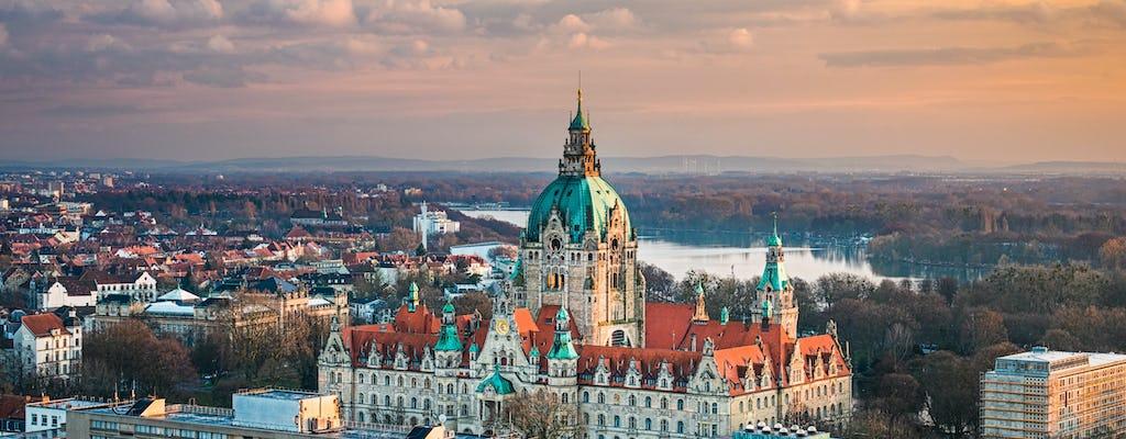 Tour privado a pie por Hannover