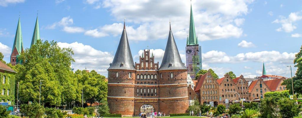 Passeio a pé privado em Lübeck