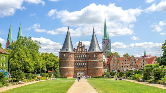 Tour privado a pie por Lübeck