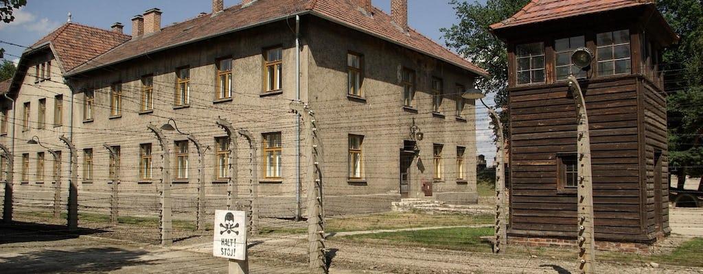 Tour di Auschwitz-Birkenau da Cracovia con prelievo dall'hotel