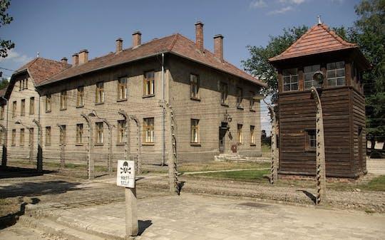 Auschwitz-Birkenau tour from Krakow with hotel pickup