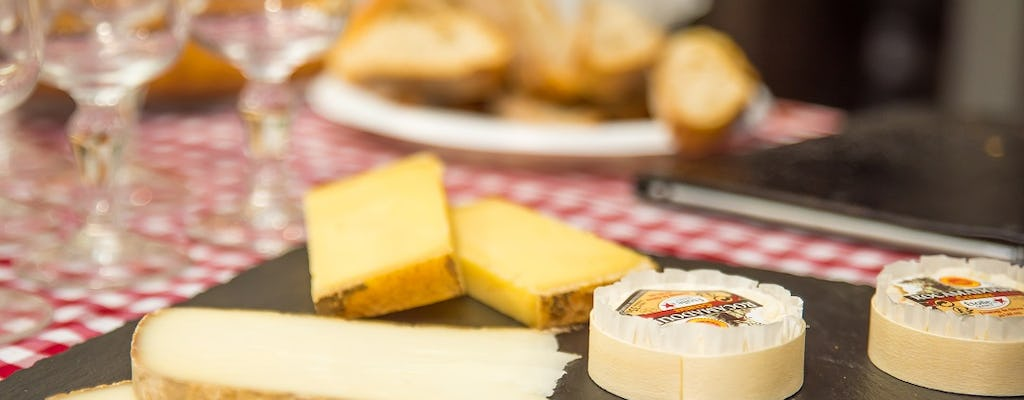 The Marais Private Food Tour with a French Gastronomy Expert