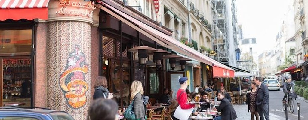 The Saint Germain Private Food Tour with a French Gastronomy Expert