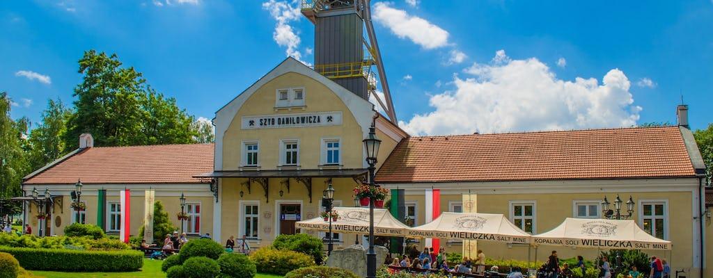 Wycieczka do Kopalni Soli w Wieliczce z odbiorem z Krakowa
