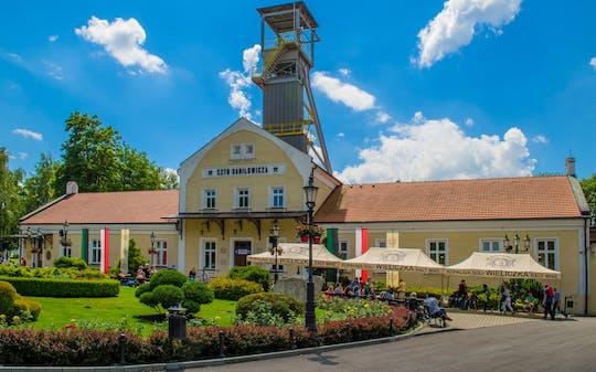 Tour della miniera di sale di Wieliczka con prelievo dall'hotel da Cracovia