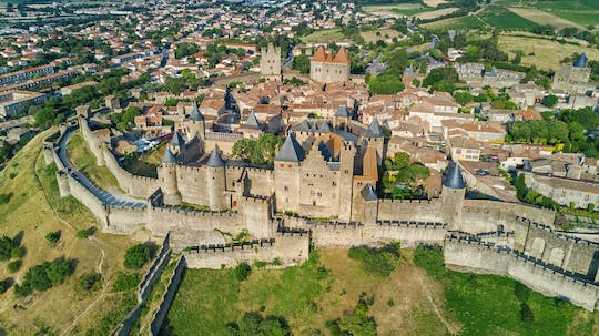Toulouse to Carcassonne and Albi Private Sightseeing Tour