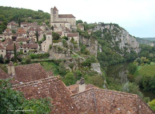 Giro turistico privato da Tolosa a St Cirq LaPopie e Pech Merle Cavern