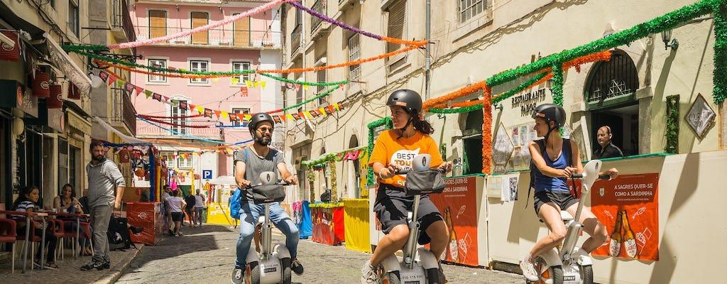 Old town sitgo tour in Lisbon