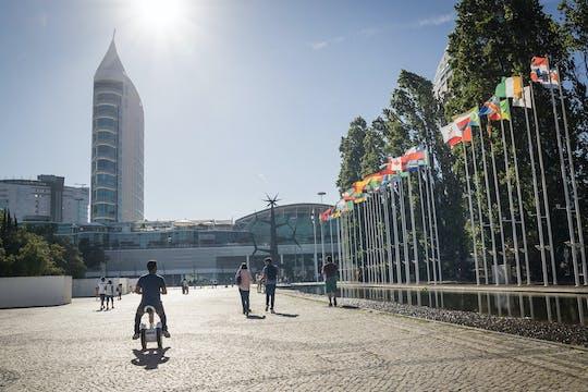 Parque das Nações sitgo tour in Lisbon