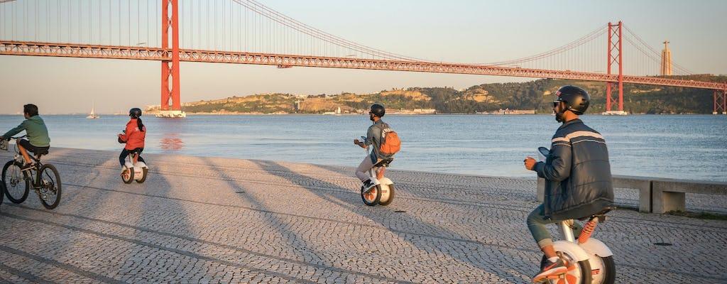 Riverside sitgo tour in Lisbon
