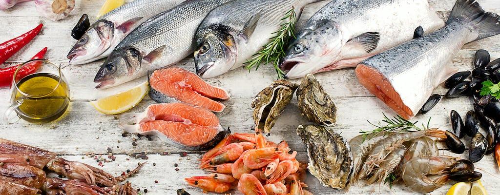 Rialto fish market tour