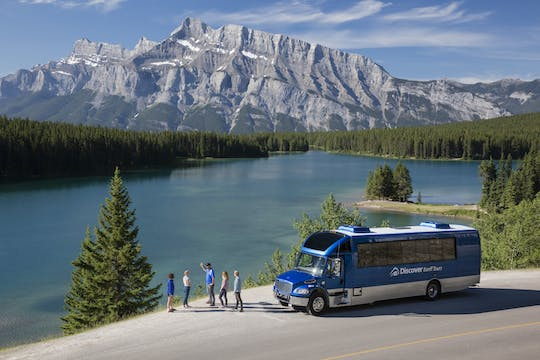 Banff and its summer wildlife tour