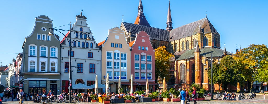 Rostock private walking tour