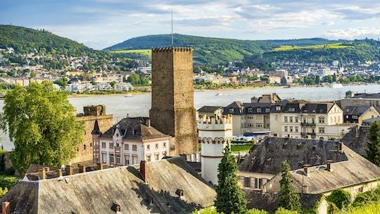 Tour privato a piedi di Rüdesheim am Rhein