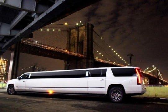Wycieczka limuzyną po Nowym Jorku