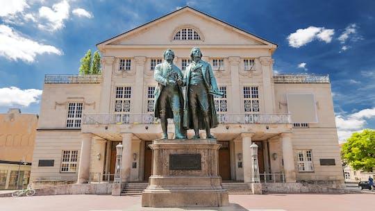 Visita guiada y privada a pie por Weimar