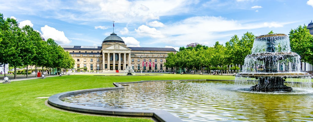 Wiesbaden private walking tour