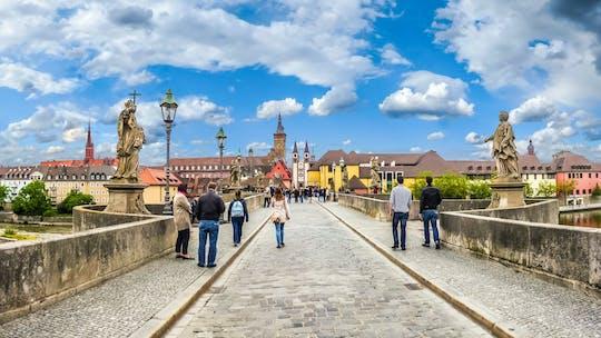 Würzburg privater geführter Rundgang