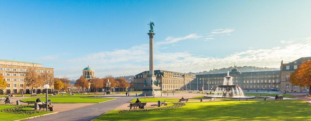 Stuttgart private walking tour