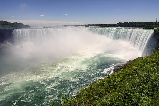 Niagara Falls USA tour with Maid of the Mist boat ride