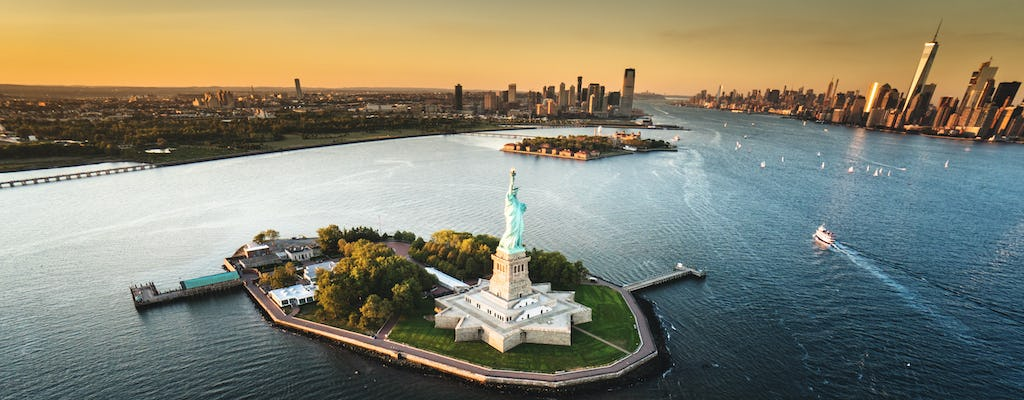 New York must-see guided combo tour