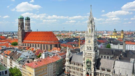 Visite guidée à pied à travers Munich