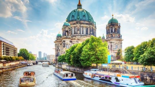 Berlin private walking tour