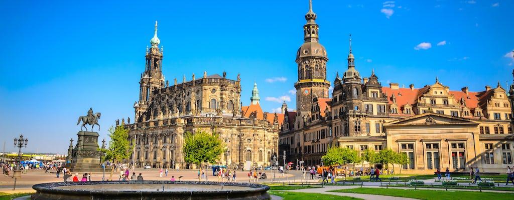 Tour privado a pie por Dresde