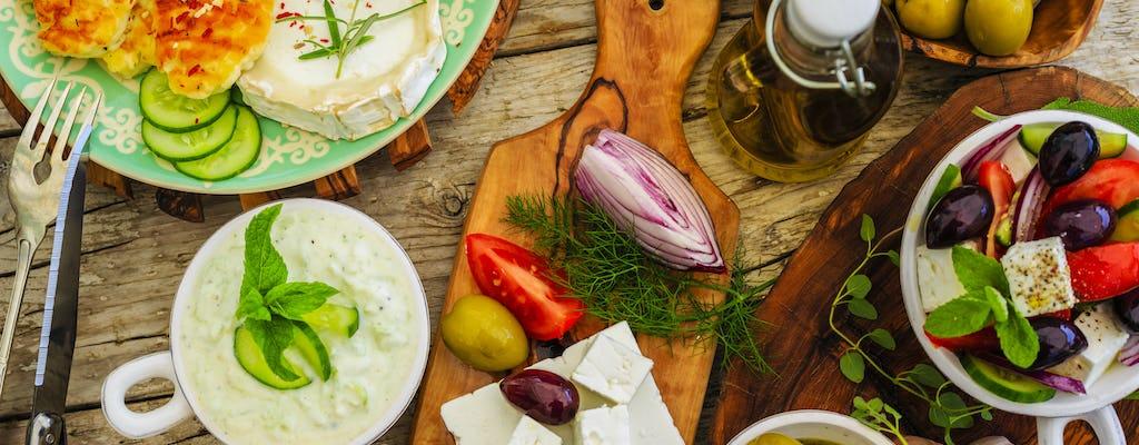Griekse kookles kookgroep