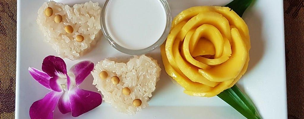 Clase de cocina tailandesa personalizable privada