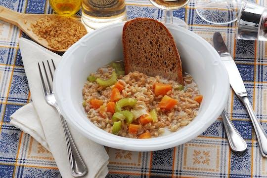 Clase de cocina y degustación en la casa de Cesarina en Como