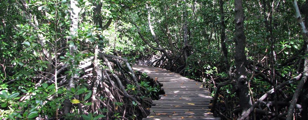 Nationalpark Jozani Chwaka Bay und Gewürztour