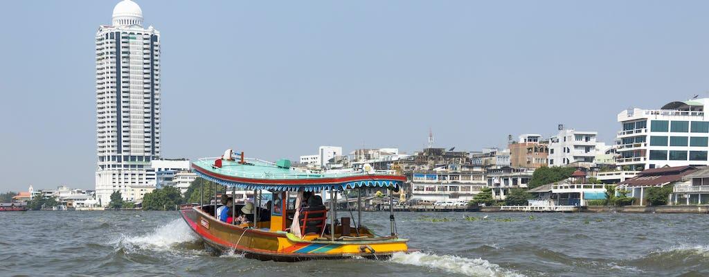 Bangkok – Rejs po Kanale i Chinatown
