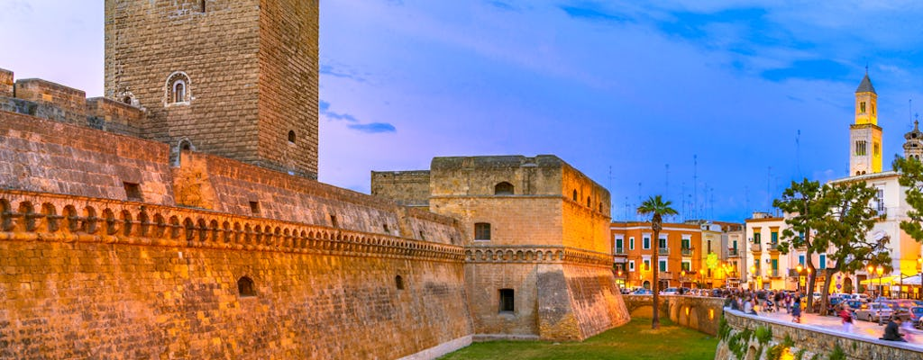 Tour of Bari fortresses