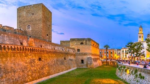 Tour of Bari fortresses
