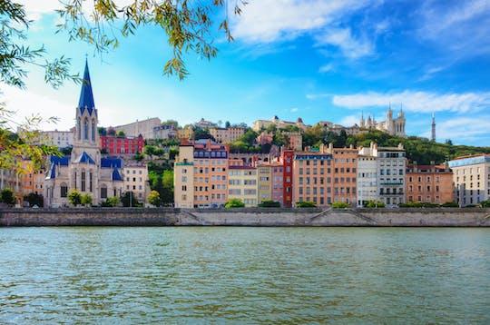 Privé begeleide wandeltocht door de oude binnenstad van Lyon