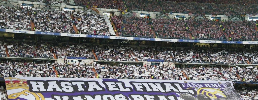 Liga española 2019-2020: Tickets for Real Madrid - Villareal