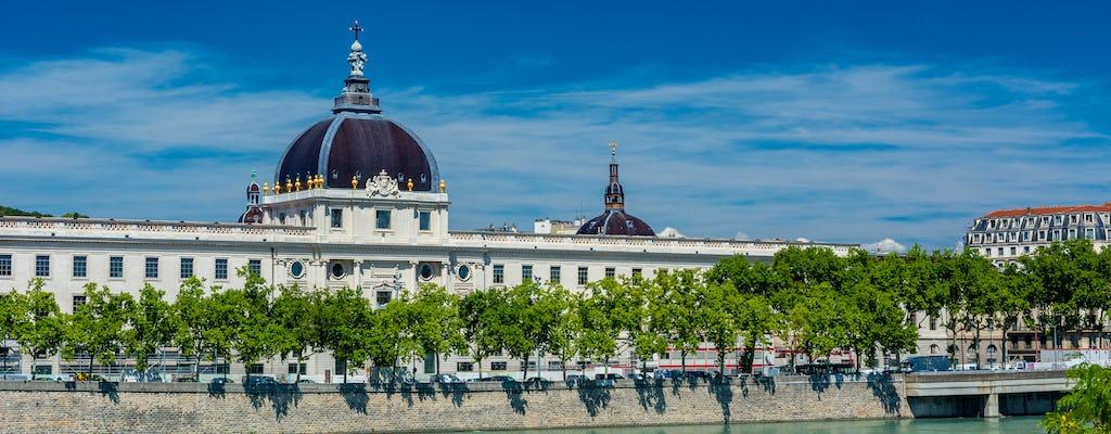 Индивидуальная экскурсия с гидом в соло или в дуо Гранд-Отеля Дье в Лионе