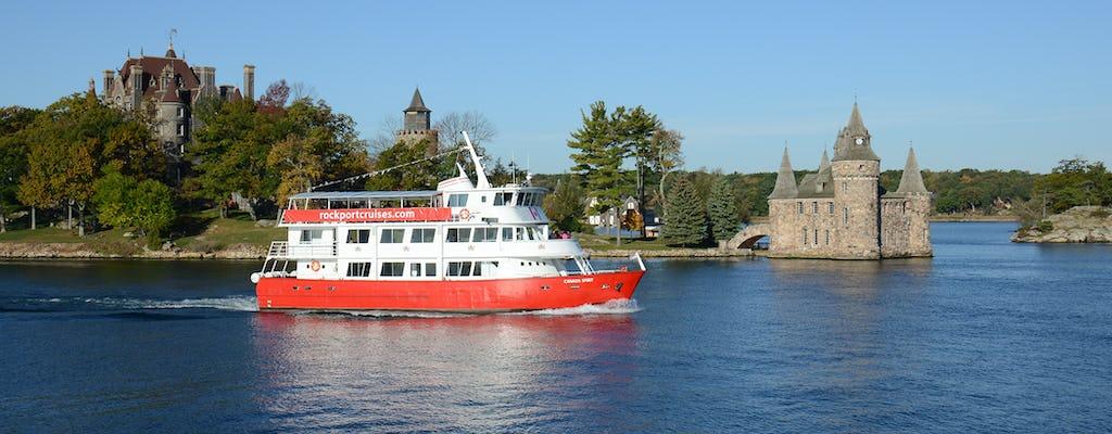 Rockport 1000 islands cruise