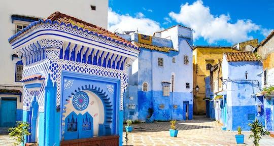 Chefchaouen und Akchour-Wasserfälle beginnen ihre Tour von Tanger aus