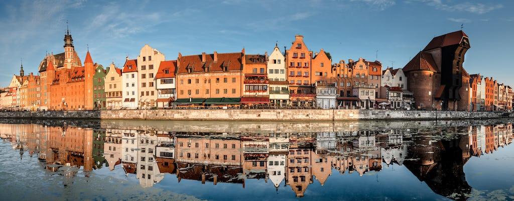 Tour privado a pie por las leyendas y hechos de Gdansk