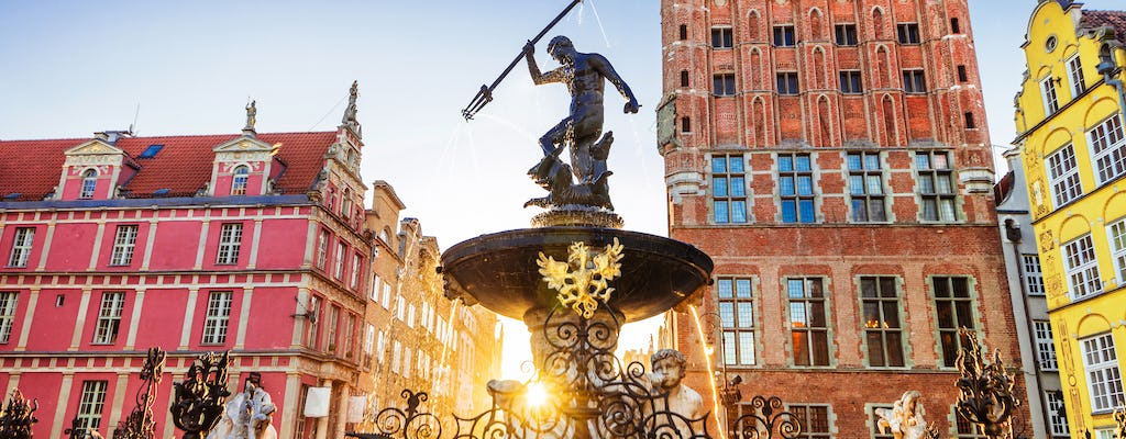 Highlights of Gdansk 6-hour  private bike tour with licensed guide