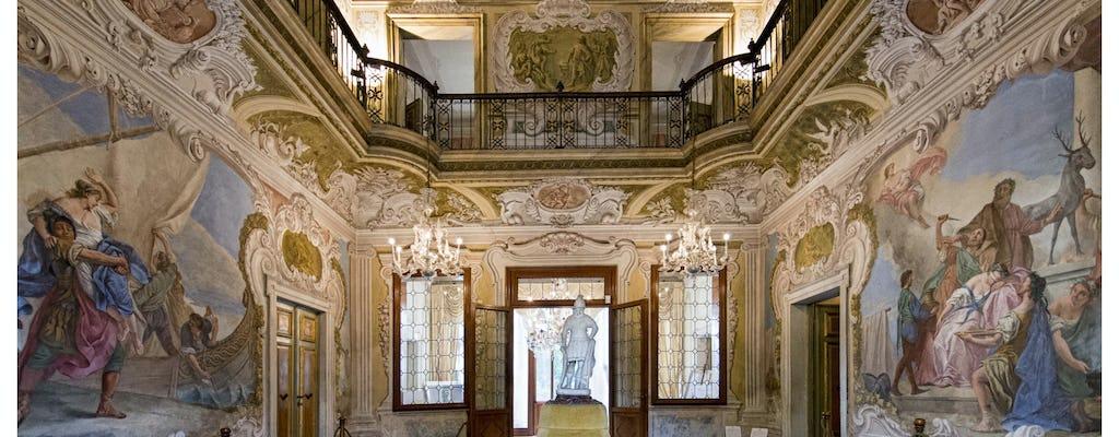Bilety na Villa Widmann Rezzonico Foscari