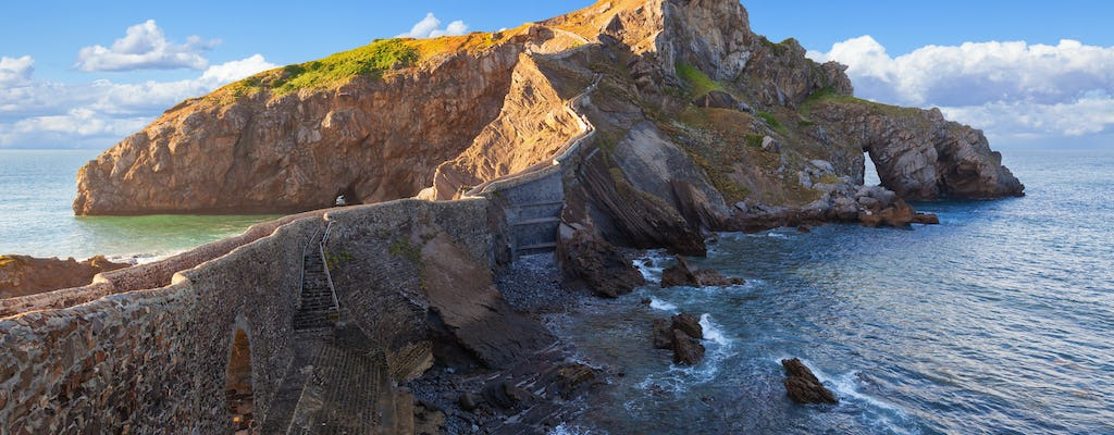 Game of Thrones landscapes tour in the Basque Coastline