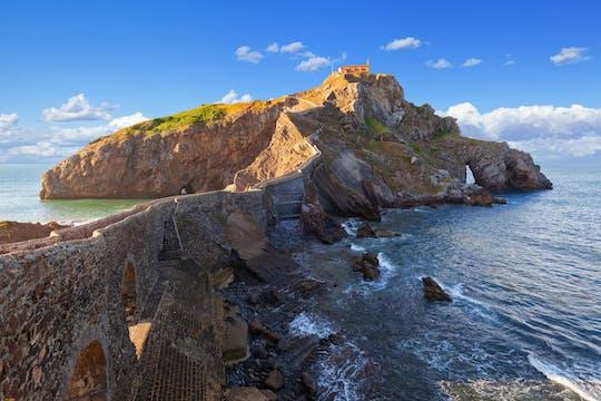 Circuit des paysages de Game of Thrones sur la côte basque